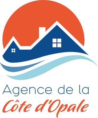 Agence Côte d'Opale Logo Vente Location Maison Appartement Immeuble Terrain Accompagnement Syndic Gestion