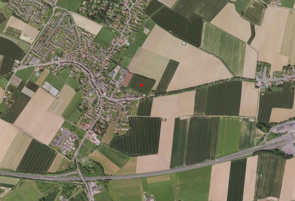 Terrain Zone d'activité Baisieux Agrega Agence de la côte d'opale